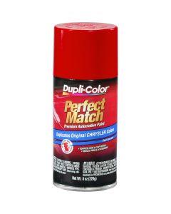 Flash Red Chrysler Exact-Match Automotive Paint - 8 oz. Aerosol