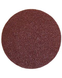 """3"""" Aluminum Oxide Abrasive Disc- 80 Grit (100/Box)"""