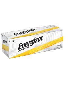 ENERGIZER INDUSTRIAL ALK C 12 PK