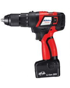 ACDelco 20V BLDC 2-Speed Hammer Drill / Driver
