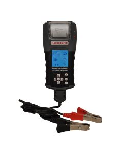 Digital Battery Tester with Printer