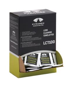 Anti-fog Wipes - 100 Individually Packaged