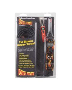 Power Probe TEK III Circuit Tester, Fire, Clam Shell