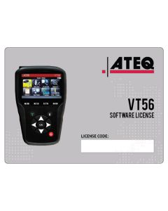 1-year update license for VT56