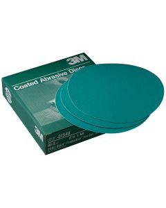 PRODUCTION DISCS STIKIT GREEN CORPS 80D 8IN 50/BX
