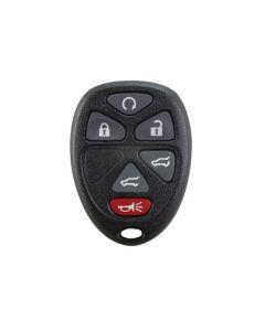 GM SUVs 2007-2014 6-Button Remote