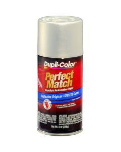 Perfect Match Automotive Paint, Toyota Silver Opal Metallic, 8 oz Aerosol Can