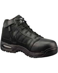 Original S.W.A.T. Air 5 in. CST (Safety-Toe) Side-Zip, Black Shoes, Size 8.5