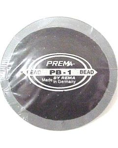 25Box Small Bias Tire Patch 2-1/4 in. Round