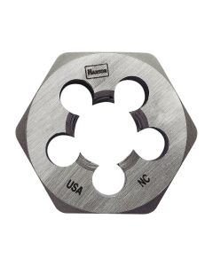 "High Carbon Steel Hexagon 1-13/16"" Across Flat Die 1""-8 NC"