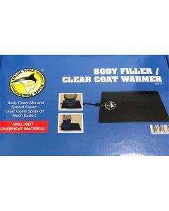 Body Filler / Clear Coat Warmer
