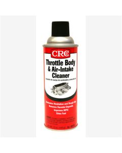 Throttle Body & Air-Intake Cleaner, 12 oz Can, 12 per Pack
