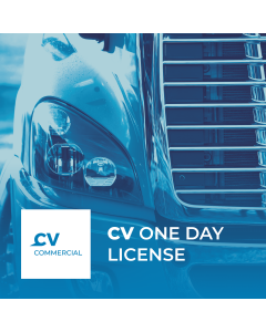 One daily license of use, Jaltest CV