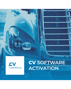 Software Activation Commercial Vehicles License