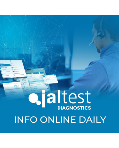 Jaltest Info Online License Daily Fee