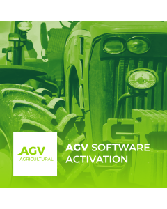 Software Activation, AGV License of use