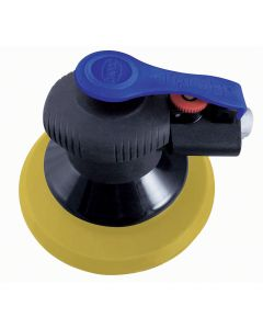 "Onyx 6"" Finishing Palm Sander with 6"" PU Velcro Backing Pad - 3/32"" Stroke FInish"