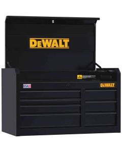 DeWalt 7-Drawer Chest, 41 in. x 21 in., Black