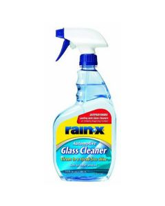 32oz Rain X Glass Clr Trig 6pk