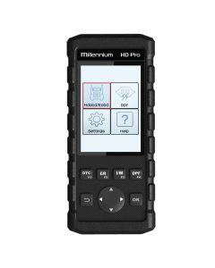 Millennium HD PRO-Heavy Duty Code Scanner with DPF