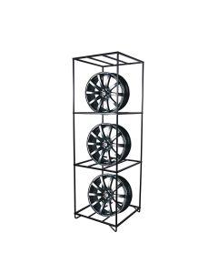Martin Industries Rim Wheel Display, Black