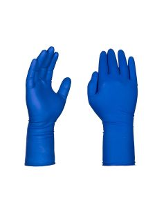 L GlovePlus HD P/F Extra Long Latex Gloves