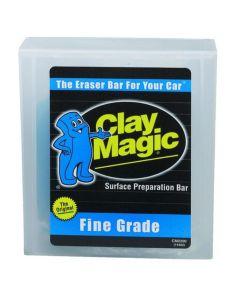 Fine Grade Blue Clay Magic Eraser, 200g Bar