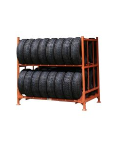 Foldable Tire Rack