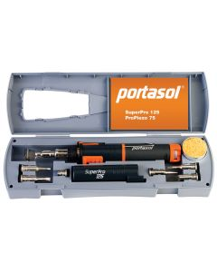 Portasol Self Igniting Soldering Iron and Heat Tool Kit