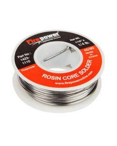 """Solder Rosin Flux Core, 40/60, 1/16"""" x 1/4lb."""