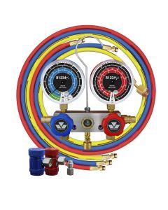 R1234yf gauge set