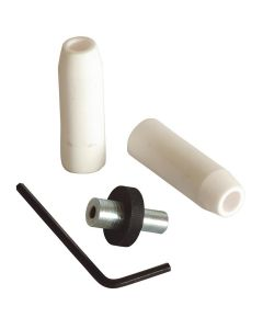 "1/4"" Ceramic Nozzle Kit Siphon"