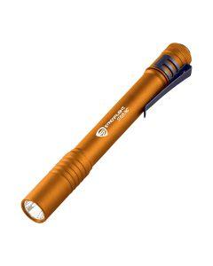 Stylus Pro Orange Penlight with White LED