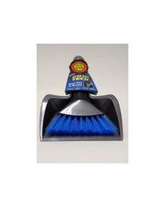 Dust Pan & Broom, Plastic