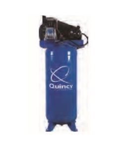Quincy SS 3.5-HP 60 Gallon Single-Stage Air Compressor (230V-1-Phase)  Vertical