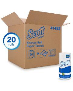 SCOTT TOWELS 20 PER CASE