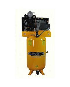 Compressor 5HP 2 Stage  1 Ph Vert 80 Gal