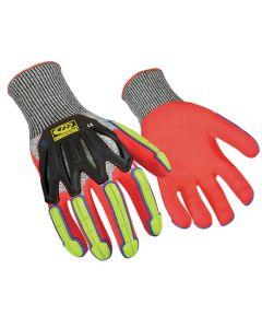 R-Flex Impact Nitrile Impact Gloves Large