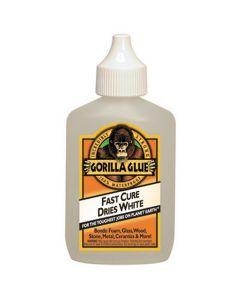 White Gorilla Glue 2 oz. Bottle with 2x Fast Dry (EA)