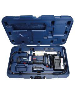 20V High-torque 2-Speed Li Ion PowerLuber w/ (2) Batteries