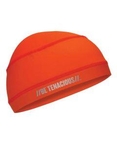 6632 Orange Cooling Skull Cap