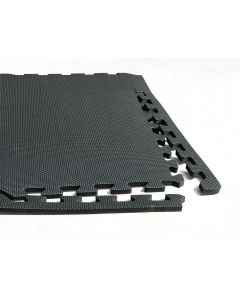 "Anti-Fatigue 3/8"" Thick Foam Work Mats, Water Resistant, Interlocking, 24 sq-ft. per Pack"