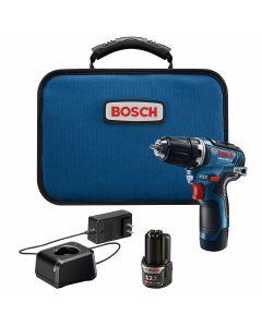 12V Max Brushless Drill Driver Kit w/ (2) 2.0Ah Batteries