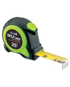 25 Self Lock Tape Measure