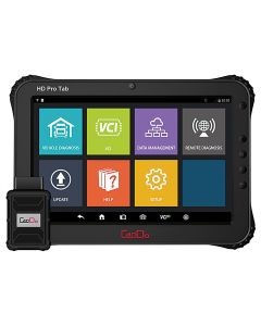 Android Tablet for Heavy Duty