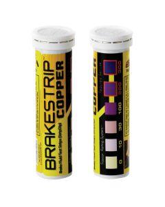 Brake Fluid Test Strips (100 / Tube)