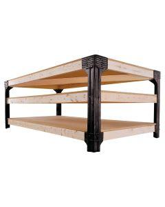 2x4 Basics Workbench Kit (Lumber Not included)