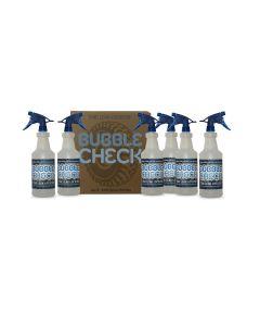 Bubble Check Tire Leak Detector,  (6) 32oz