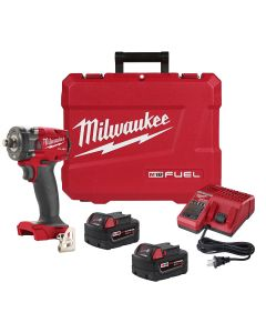 M18 FUEL 1/2 Compact Impact Wrench w/ Fric Ring