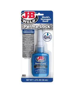 J-B Weld Perma-Lock Blue 36 ml. Threadlocker